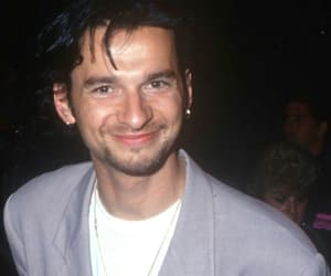 dave gahan, depeche mode, and new wave image
