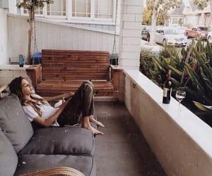 alone, beautiful, and chilling image