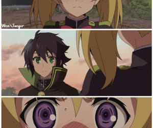 anime, cute, and seraph of the end image