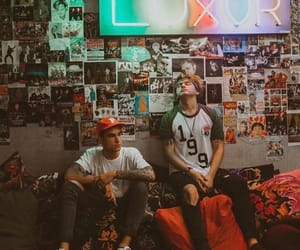 jc caylen, kian lawley, and youtuber image