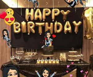 birthday, anniversaire, and happy image