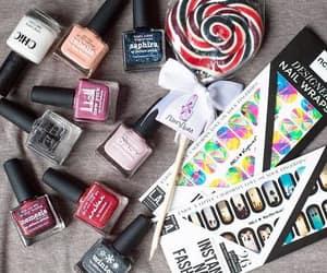nail, nails, and art nail image
