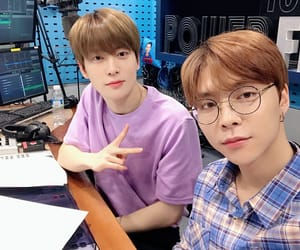 johnny, jaehyun, and kpop image
