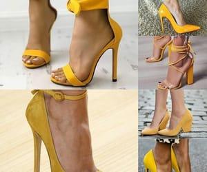fashion, high heels, and platform image