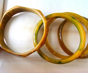 bracelets, marbling, and butterscotch image