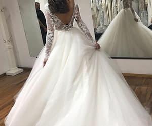 boda, bride, and dresses image