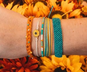 bracelet, color, and happy image