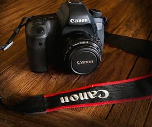 black, camera, and canon image