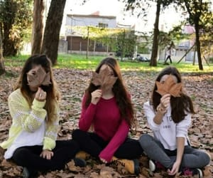 amigas, hair, and photography image