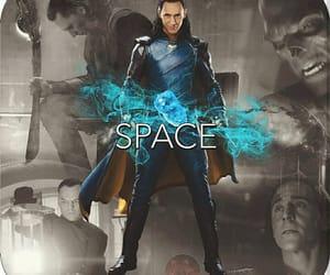 loki, infinity war, and Avengers image
