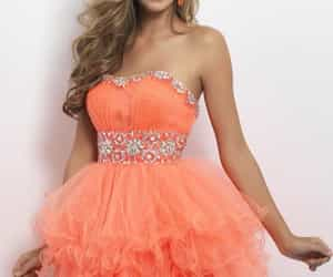 diamonds, ruffles, and dresses image