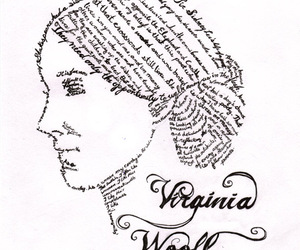 text and virginia woolf image