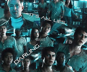 maze runner and the scorch trials image