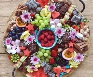 FRUiTS, chocolate, and food image