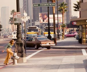 70s, california, and retro image