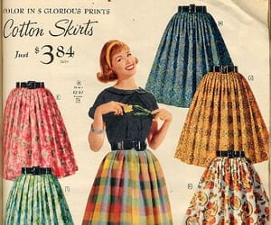 vintage, 1950s, and old image