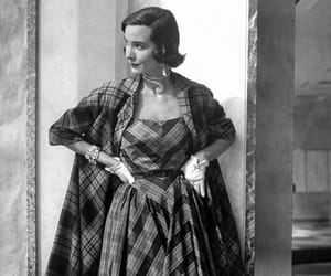 1950s, 50s, and fashion image