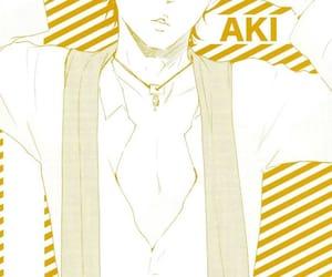 bl, manga, and aki gotouda image