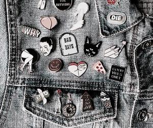 grunge, pins, and tumblr image