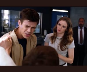 snowbarry, DC, and the flash image