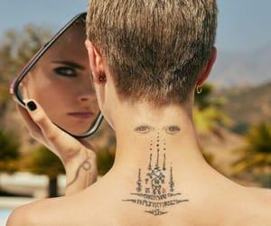 fashion, short, and tatto image
