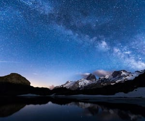astronomy, black, and blue image
