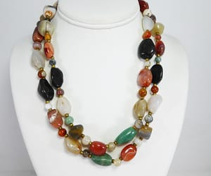 etsy, stones, and vintage 1960s 1970s image