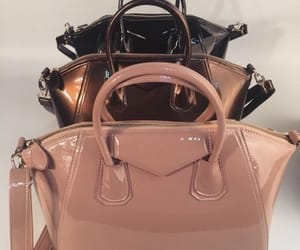 bags, Givenchy, and metallic image