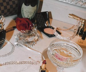 lipstick, luxury, and aesthetic image