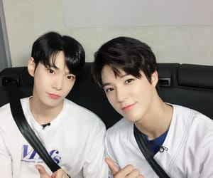 doyoung, jeno, and nct 127 image