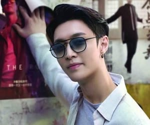 exo, zhang yixing, and lay image