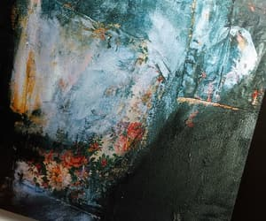 art, cores, and paint image
