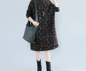 dress, etsy, and vintage dress image