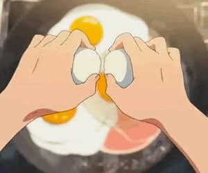 gif and anime food image