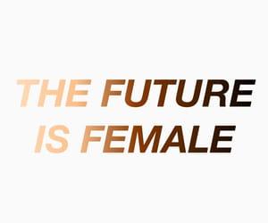 badass, female, and feminism image