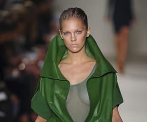 catwalk, paris fashion week, and model image