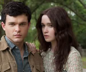 beautiful creatures, ethan wate, and lena duchannes image