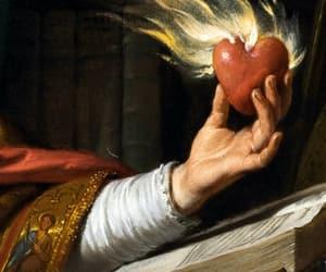 art, heart, and artist image