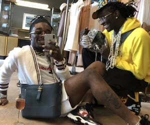 rappers and lil uzi image