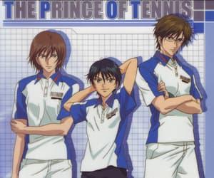 prince of tennis, seigaku, and echizen ryoma image