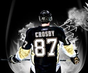 hockey, Ice Hockey, and pittsburgh penguins image