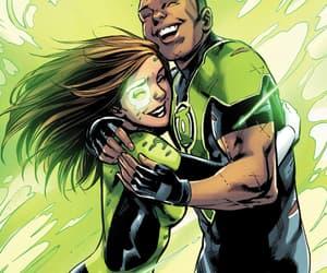 green lantern, simon baz, and dc comics image