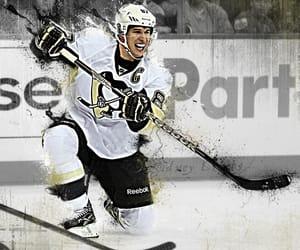 hockey, sidney crosby, and Ice Hockey image
