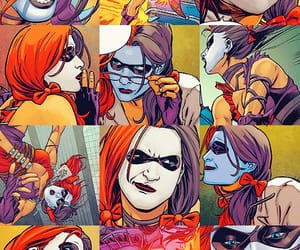 harleen quinzel, dc comics, and harley quinn image