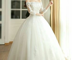 boda, vestido de novia, and dress image