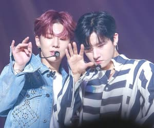 kpop, kihyun, and changkyun image