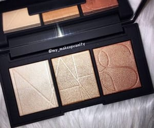 makeup, luxury, and nars image