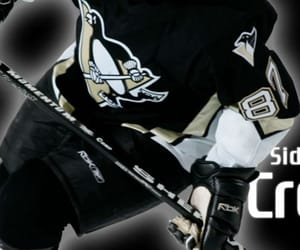 Ice Hockey, pittsburgh penguins, and sidney crosby image
