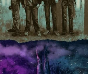stranger things and upside down image