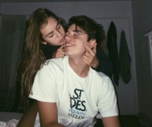 couple, aesthetic, and cute image